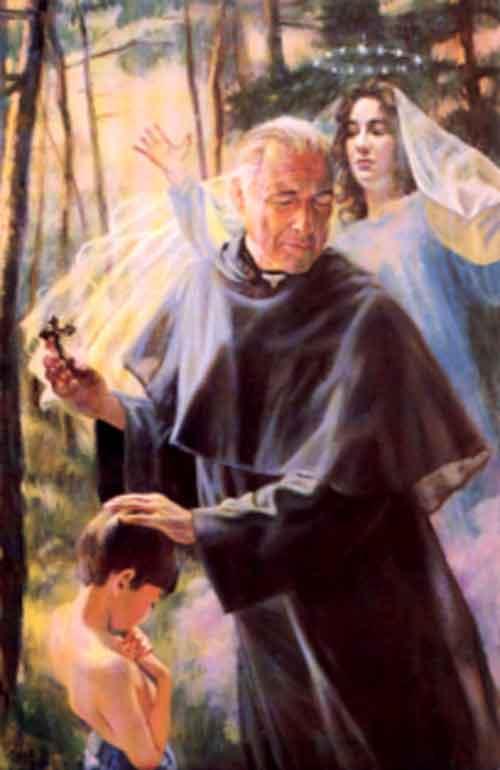 Fr. Peter Rookey's Miracle Pra...