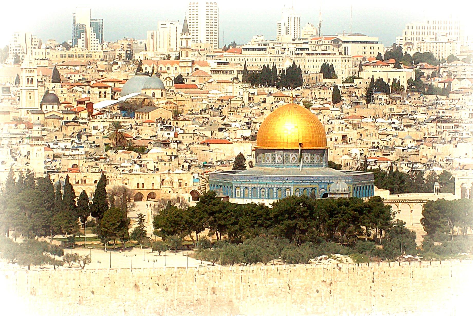 Jerusalem | The Catholic Pilgrim