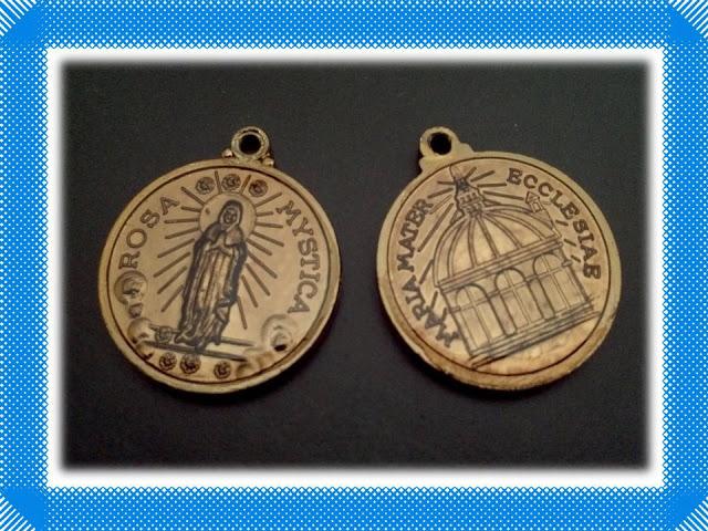 Medal of Rosa Mystica