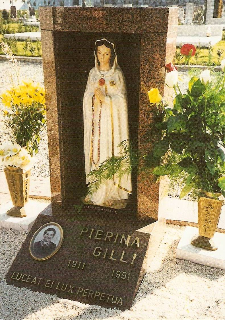 Tomb of Pierina Gilli